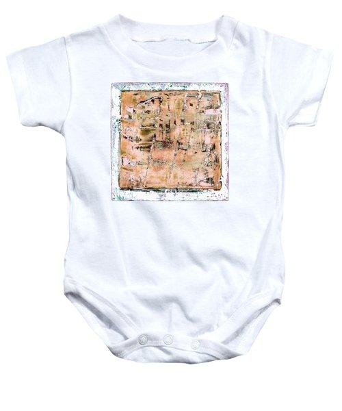 Art Print California 02 Baby Onesie