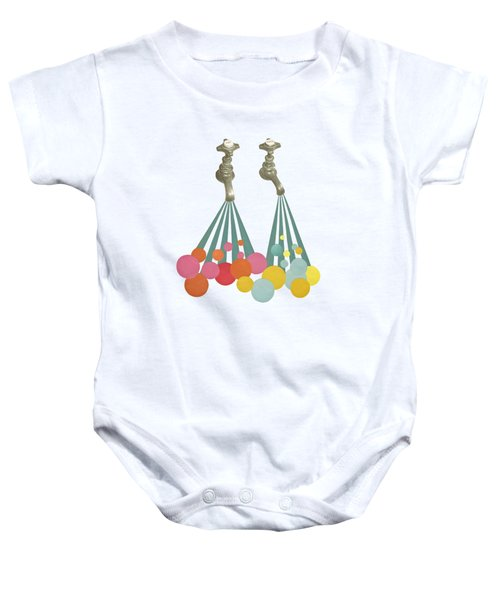 Soapsuds Baby Onesie
