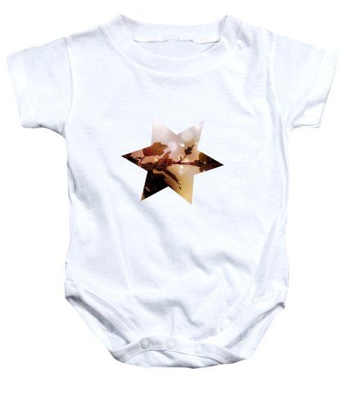 Copper Birch Baby Onesie