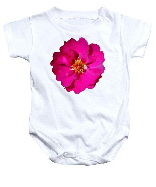 Pink Beauty Baby Onesie
