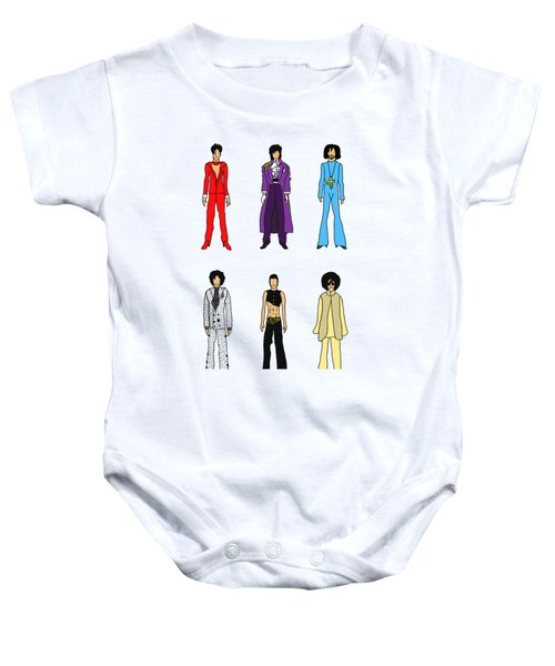 Outfits Of Prince Baby Onesie