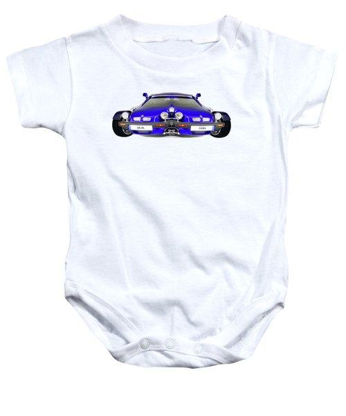 Dual Ghia Baby Onesie