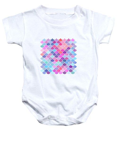 Lovely Pattern Baby Onesie