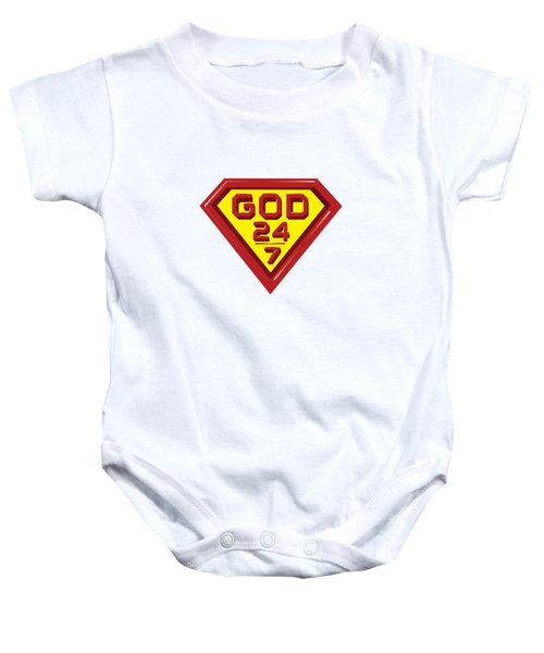 3 D Red/yellow Designer Design Baby Onesie by Roshanda Prior