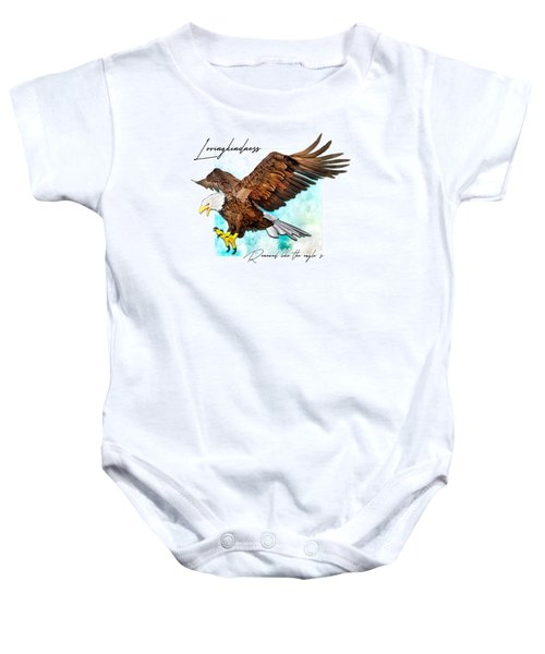 Renewed Like The Eagle's Baby Onesie