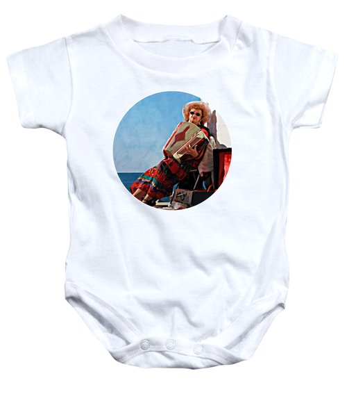 Peggy's Cove Lighthouse - Fun And Entertainment Baby Onesie