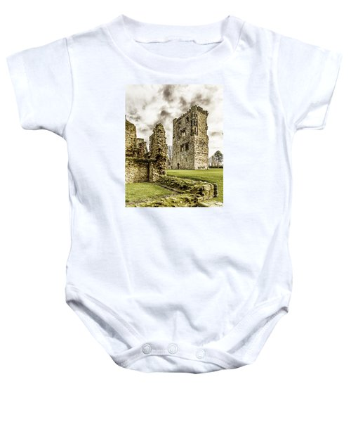 Ashby Castle Baby Onesie