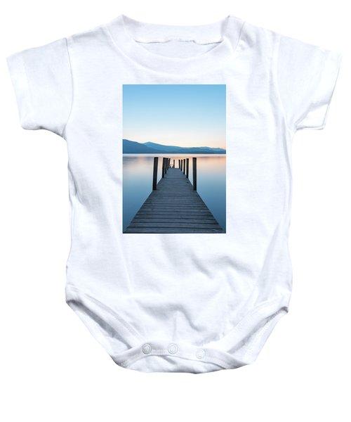 Ashness Bridge  Baby Onesie