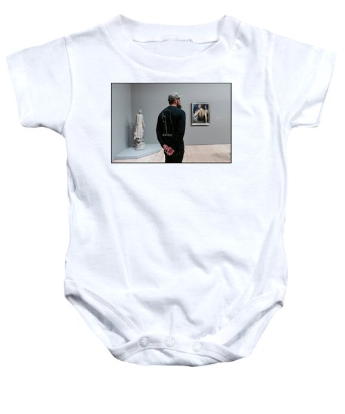 At The Whitney  Baby Onesie