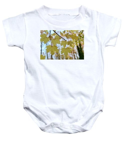 Autumn Beauty Baby Onesie