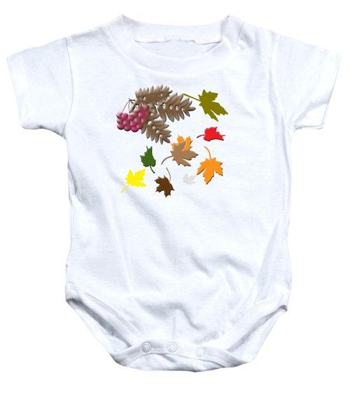Autumn Baby Onesie