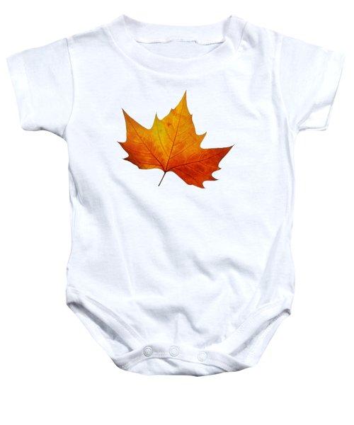 Autumn Leaf 1 Baby Onesie