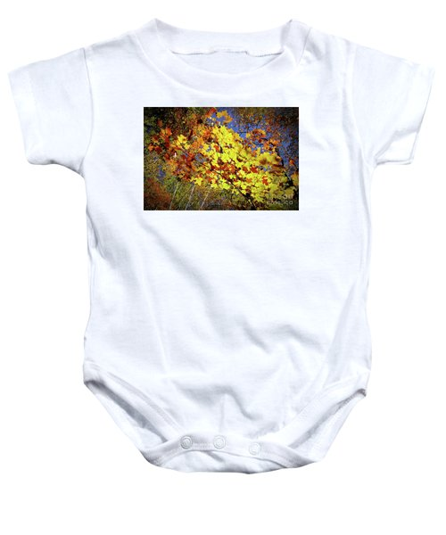 Autumn Light Baby Onesie