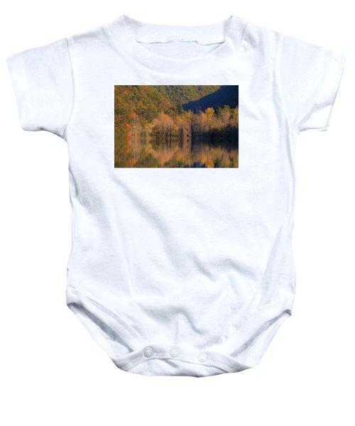 Autunno In Liguria - Autumn In Liguria 1 Baby Onesie