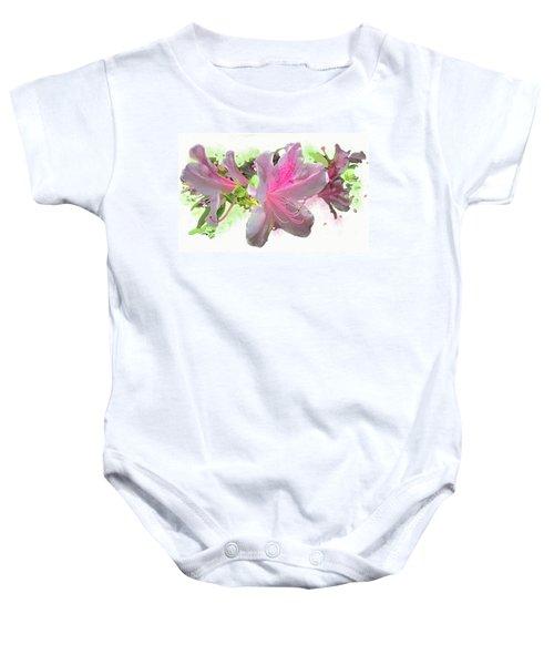 Azalea #2 Baby Onesie