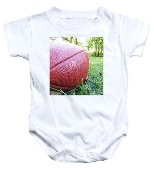 Backyard Football Baby Onesie