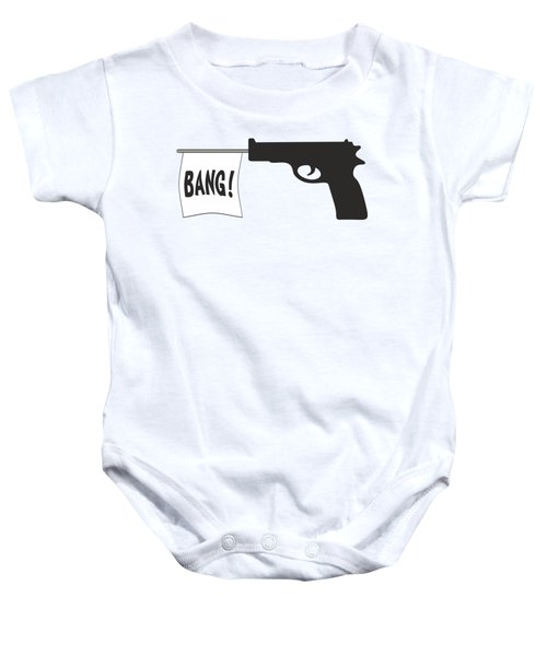 Bang Baby Onesie
