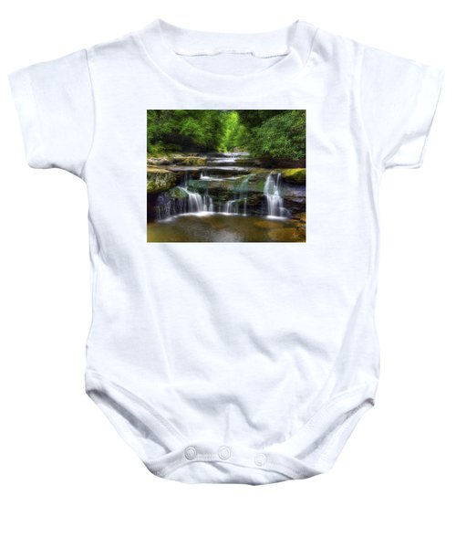 Bark Creek #1 Baby Onesie