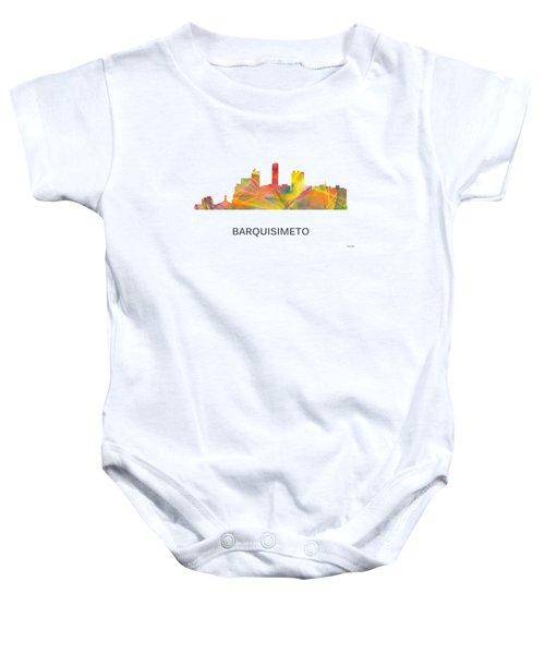 Barquisimeto Venezuela Skyline Baby Onesie
