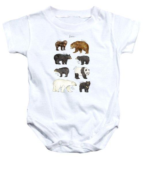 Bears Baby Onesie