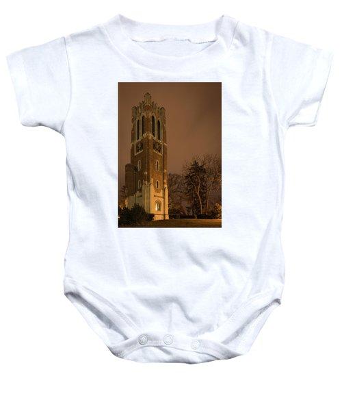 Beaumont Tower Baby Onesie