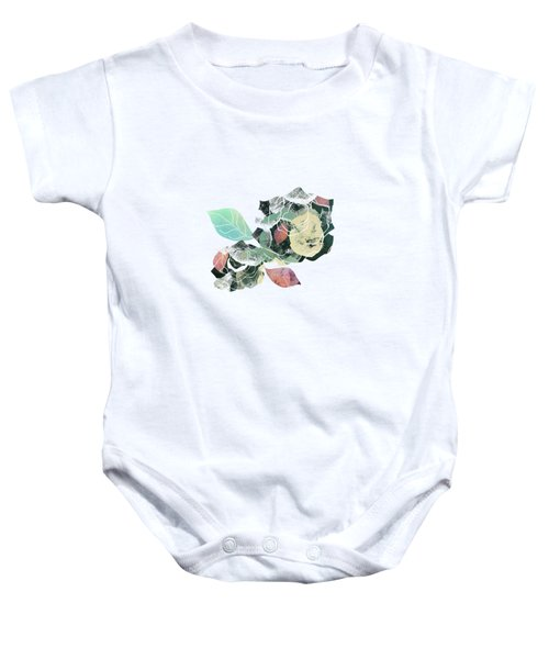 Bed Of Roses Baby Onesie