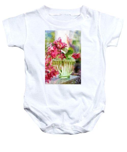 Begonia Art Baby Onesie