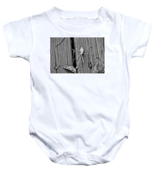 Being Judged  Baby Onesie