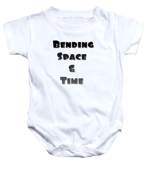 Metaphysical Meditation Mind Quotes Motivational Prints Baby Onesie