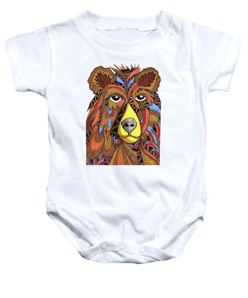 Benjamin Bear Baby Onesie