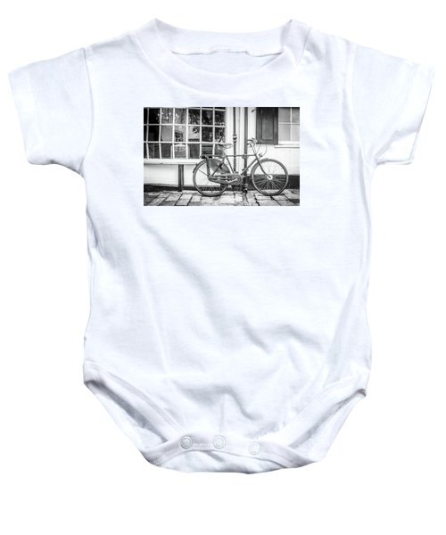 Bicycle. Baby Onesie