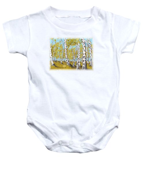 Birch Grove Baby Onesie