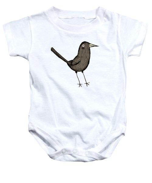 Blackbird Baby Onesie