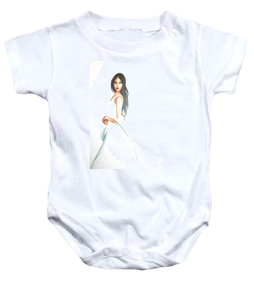 Blanca Baby Onesie