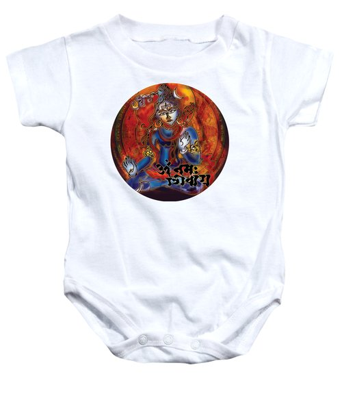 Blessing Shiva Baby Onesie