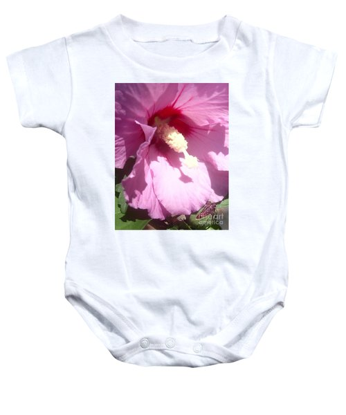 Blossom At Kirby Park Baby Onesie