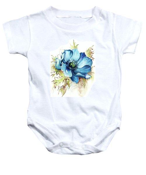 Blue Gem Baby Onesie