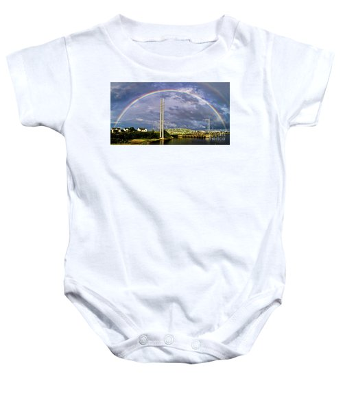 Bridge Of Hope Baby Onesie