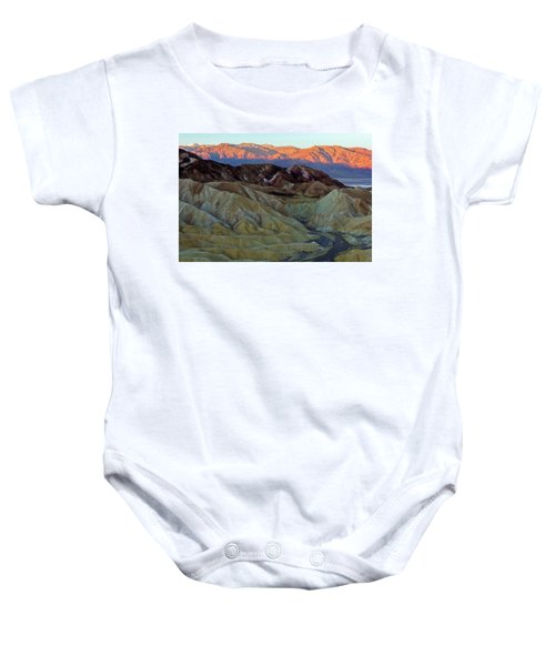 Brilliant And Subdued Baby Onesie
