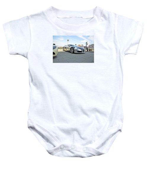 Bugatti Veyron Baby Onesie