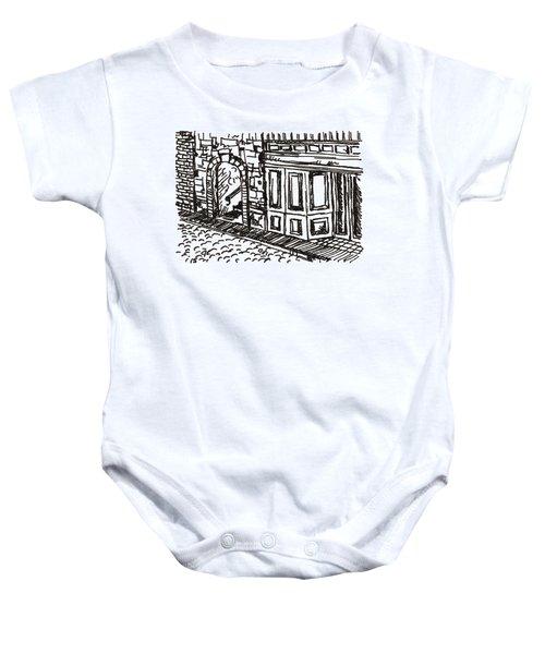 Buildings 2 2015 - Aceo Baby Onesie