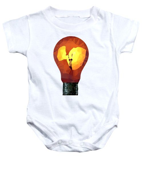 Bulb Baby Onesie