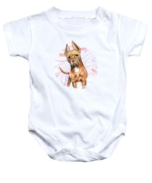 Bunny Ears 2 Baby Onesie
