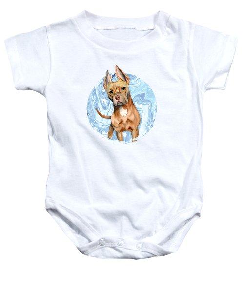 Bunny Ears 5 Baby Onesie