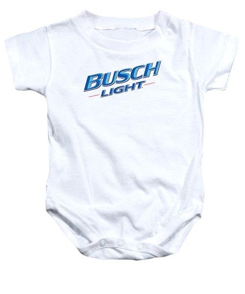 Busch Light Baby Onesie