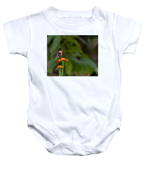 Butterfly 26 Baby Onesie