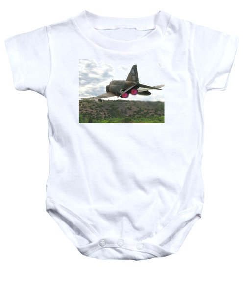 Buzz The Tower Baby Onesie