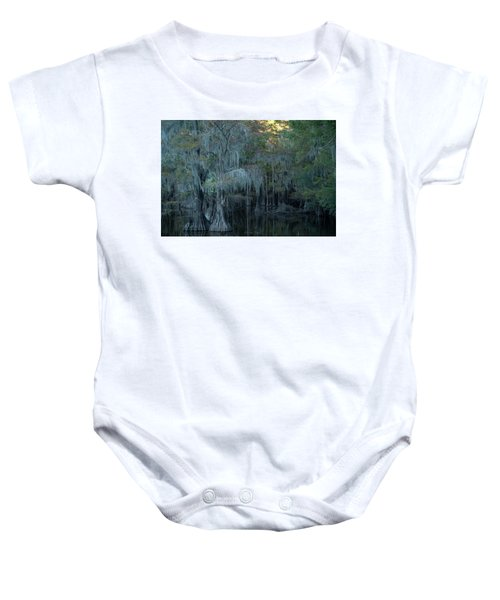 Caddo Lake #2 Baby Onesie