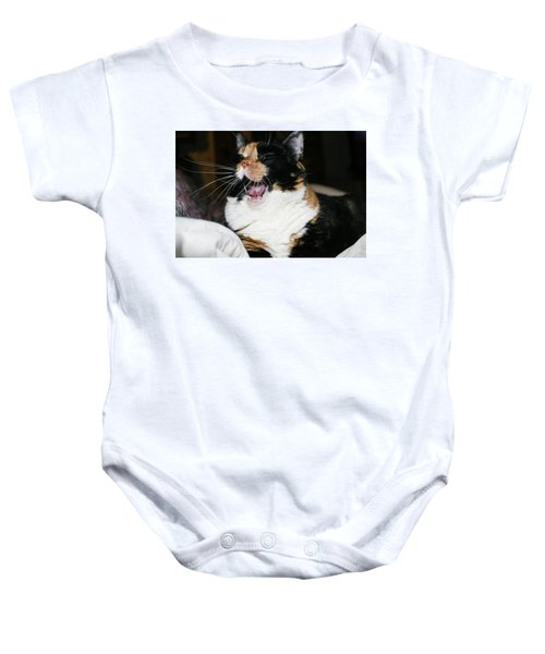 Cal-3 Baby Onesie