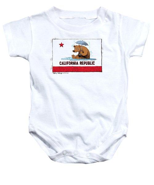 California Rain Baby Onesie